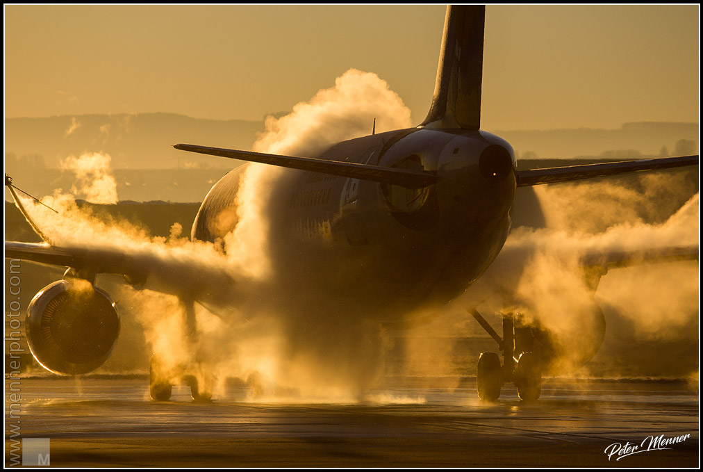 Sunrise deicing