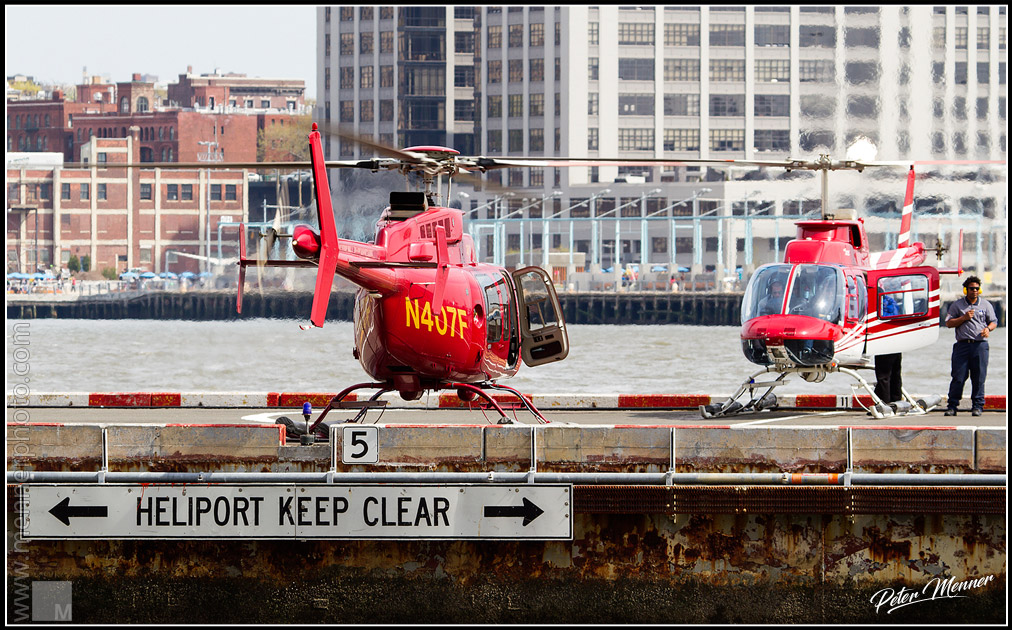 Manhattan Heliport