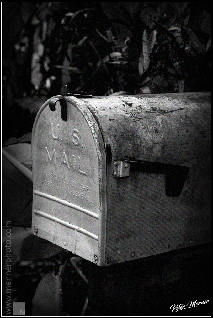 old mailbox